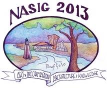 NASIG 2013 conference logo