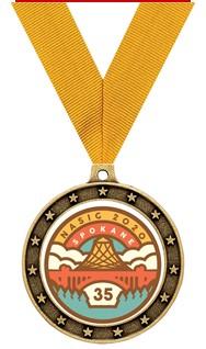 NASIG 2020 Fun Run virtual medal